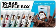 Built Bar - Built Boost & Bars -10 Bar Sample Box FREE SHIPPING Protein Energy