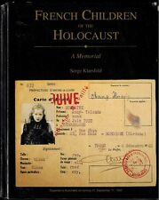 1996 French Children of the Holocaust Memorial, WWII, Concentration Camp, Jews