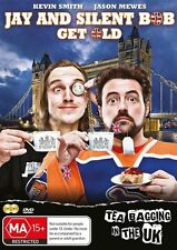 Jay And Silent Bob Get Old (DVD, 2012, 2-Disc Set)