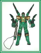 Power Rangers Ninja Storm: Green Samurai (Warrior Triple Zord Morphin) Ranger