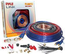 New listing Plam40 Pyle Link 4-Gauge Amplifier Installation Kit