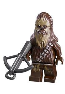 Lego Star Wars Chewbacca  & Weapon 75042 **New** **Mint**