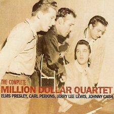 Elvis Presley, Jerry Lee Lewis, , The Complete Million Dollar Quartet, Excellent