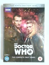 Doctor Who - The Complete First Series Season 1 - DVD  NEW & SEALED  WBLK