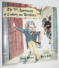 The 39 Apartments of Ludwig Van Beethoven. 2006 First Ed. SIGNED by BARRY BLITT