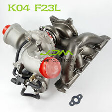 Upgraded F23L K04-106 Turbocharger For Audi A4 2.0TFSI B7 BWE BUL 200HP 220HP