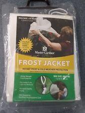 Master Gardener Plant Frost Jacket, Medium sized 4 x 4-Ft. 2 pack