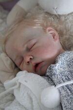 Blank Chloe Timmerman Authentique Blanc reborn kit pas un complet poupée