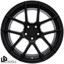 19 Ultimate Performance Up520 Matte Satin Black Concave Up Wheels Rims Fits Jdm Fits Supra