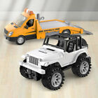 1/18 Rechargeable 2.4Ghz Remote Controlled Trailer Tractor Toys for Child