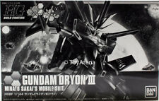 Gundam Build Fighters Try Gundam Dryon III Minato Sakai Model Kit Exclusive