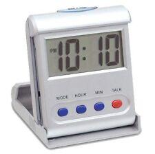 Mini Orologio Sveglia Digitale Parlante XJ-792-TI Snooze moc