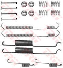 Kit d'accessoires, mâchoire de frein TRW SFK256 Fiat Ford Ldv Nissan