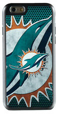 NFL Miami Dolphins Hard Case for iPhone 6 iPhone 6s Orange/Green