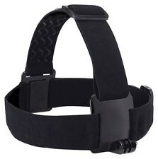 DLC Head Strap for GoPro Camera's - Black (DL-1222)
