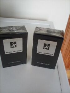 Mens aftershaves 2 new unopened and sealed