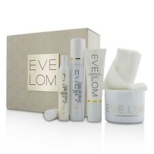 NEW Eve Lom Restorative Ritual Set: Cleanser 200ml+Face Treatment 50ml+Eye 5pcs