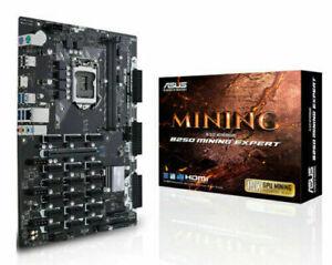 ASUS B250 Mining Expert LGA 1151 ATX BTC/LTC/ETH/ETC/ZEC 19 GPU Motherboard