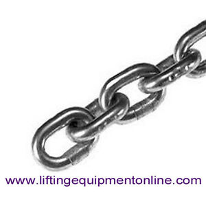 4mm Stainless Steel Short Link Chain marine boat