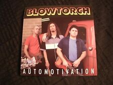 Blowtorch - Automotivation - 1996 CD / Exc./ Hard Punk Rock