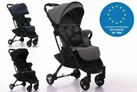 Lightweight Travel Pushchair Baby Buggy Pram Stroller Travel