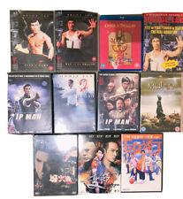 Bundle Bruce Lee Ip Man 1 2 3 Mulan Blu Ray Dvd Enter The Dragon Way Fist Fury