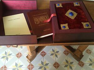 Enciclopedia Treccani LA TAVOLA RITONDA-Edizione limitata di 750 copie numerate