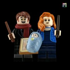 Brand New Lego Harry Potter Series 2 Minifigures JAMES AND LILY POTTER
