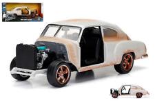 Dom's Chevy Fleetline Fast & Furious 8 Grey Rusted 1:24 Model JADA TOYS