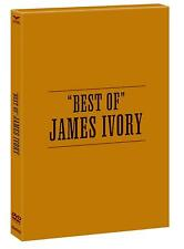 JAMES IVORY COLLECTION  4 DVD  COFANETTO  DRAMMATICO