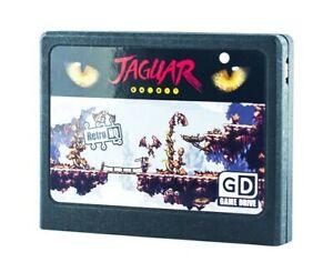 Atari Jaguar GameDrive (RetroHQ) Jaguar CD games supported. Uk stock.