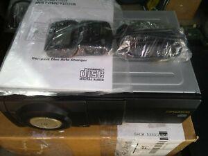 KOSS 10 DISC MOBILE CAR CD COMPACT MULTI DISC CHANGER, MODEL MS1050, ANTI SHOCK