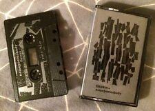 """noisepoetnobody """"Fissure"""" cassette - Eveline Müller noise tape E0 experimental"""