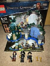 Lego. Pirates Of The Caribbean. 4192. Fountain Of Youth. Complete