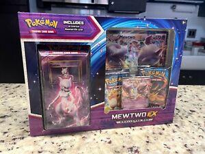 Pokemon TCG: XY Evolutions Mewtwo EX Challenge Box SEALED IN HAND