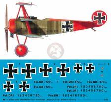 Peddinghaus 1/32 Fokker Dr.I Markings Manfred von Richthofen Jasta 11/JG I 3790