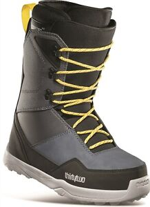 Thirtytwo Shifty Snowboard Boots Mens Size 9.5 Grey/Black New 2021 32
