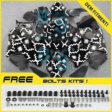 Fairings Bodywork Bolts screw Set For SUZUKI GSX-R1300 Hayabusa 1997-2007 202 G5