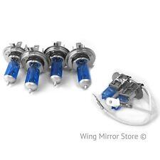Para Citroen C3 2002-2009 Alto Haz Principal Lámpara De Par H1 Xenon Headlight Bulbs
