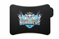 "KM-Gaming ""K-GP1"" Pro Pad Mauspad Team Monarchs Edition Black eSport * NEU"