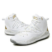 Mens Big kids Basketball Shoes Running Athletic Sneakers High top Sports Shoes