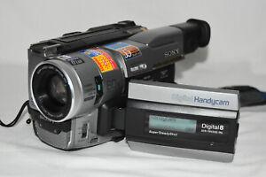 Sony DCR-TRV310e  8mm/Hi8/Digital8  Playback Transfer Camcorder