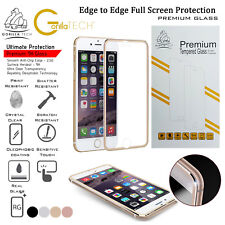 Gorilla Tech Screen Protector Tempered Glass 5d Full Cover for iPhone 7 Black
