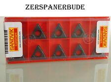 10  Wendeplatten TCMT 16T308 PM 4215 SANDVIK TCMT 3(2.5)2-PM 4215  Neu ovp