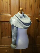 Brand New LIPSY Snowflake Hat Scarf & Gloves Set