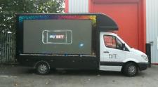 Digital Advertising Van, Mobile LED Screen Hire