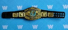 WWE WWF  Mattel Classic Intercontinental Title Wrestling Figure Belt