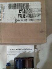 "WP12544001 Whirlpool Water Valve OEM "" NEW """