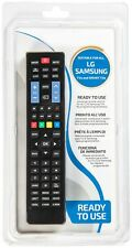 Remote Control for LG TV Models: 50PN6500 & 60PN6500