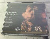Mozart: Idomeneo Re di Creta Gedda Norman Harper 3 CD Discs Set Opera D'Oro NEW